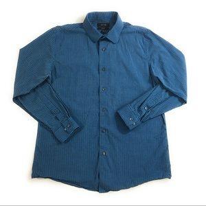 Apt. 9 Men's Slim Fit Stretch Dress Shirt 17x34/35